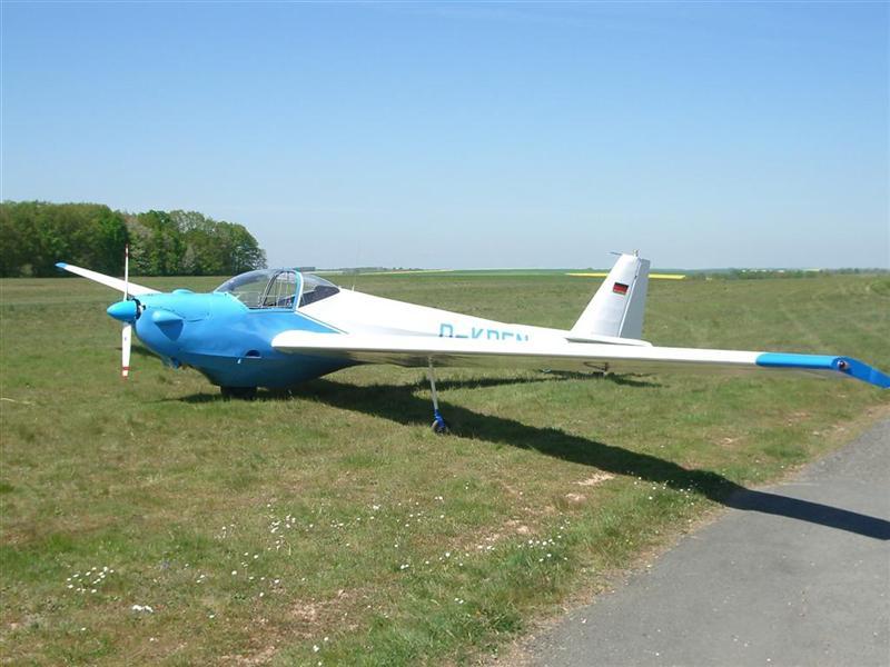 Du planeur à l'avion - Page 2 Sf25_D-KDFN_IMGP2264